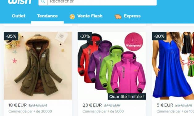 Wish Avis – Est-ce-que Wish est un site fiable pour acheter en ligne ?