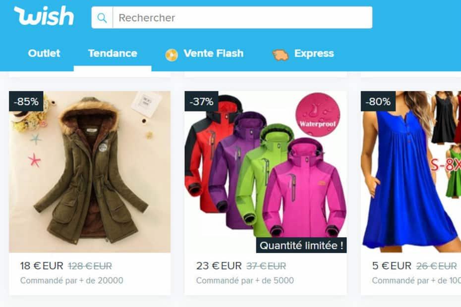 Wish Avis - Est-ce-que Wish est un site fiable pour acheter en ligne ?