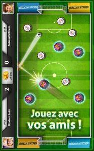 Soccer Star le jeu de foot sur iphone et android
