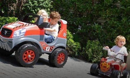 Feber la marque de véhicule électrique qui ravira vos enfantsen été