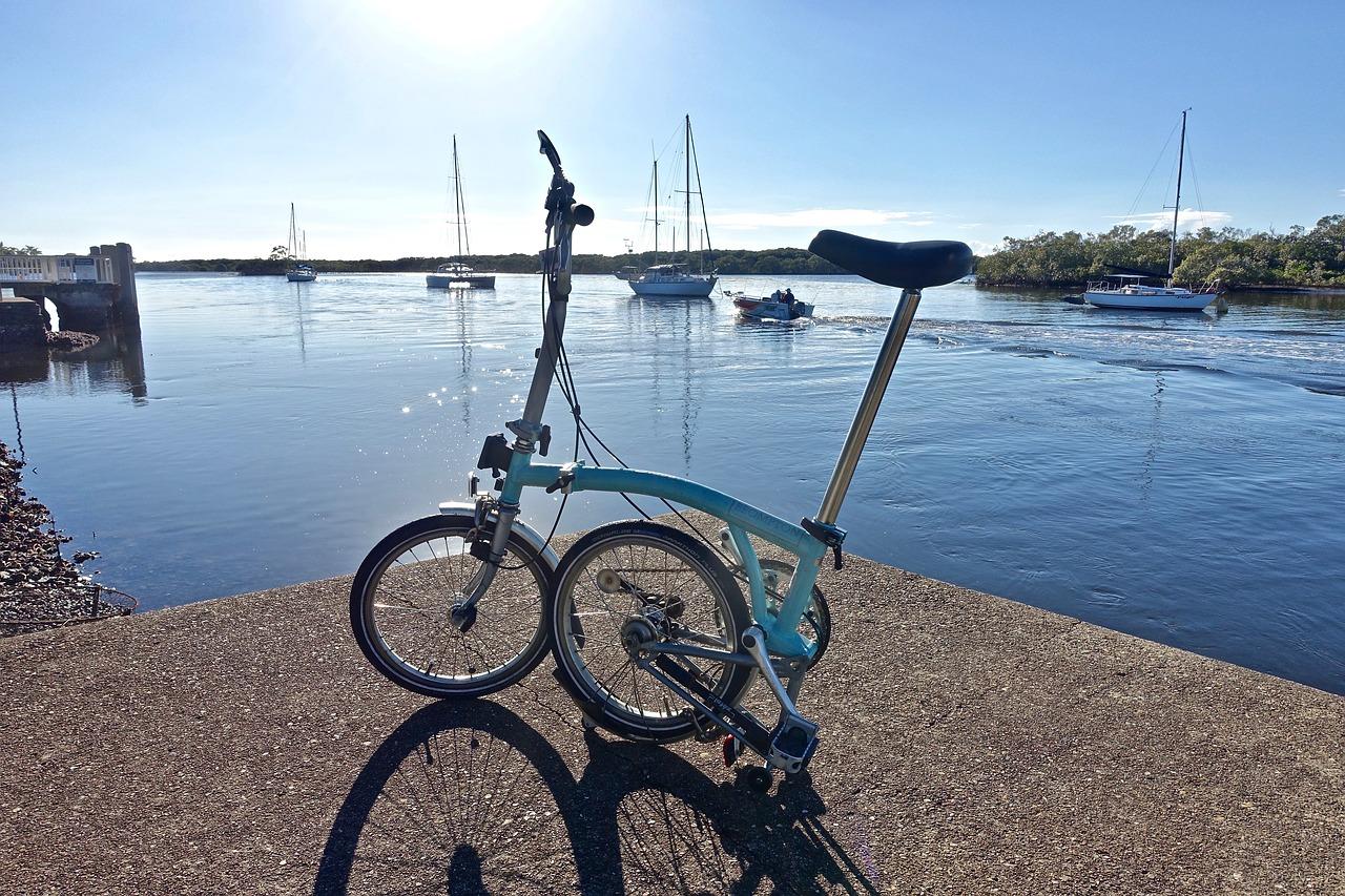 Vélo pliant Brompton - Des vélos pour vous faciliter les déplacements de tous les jours