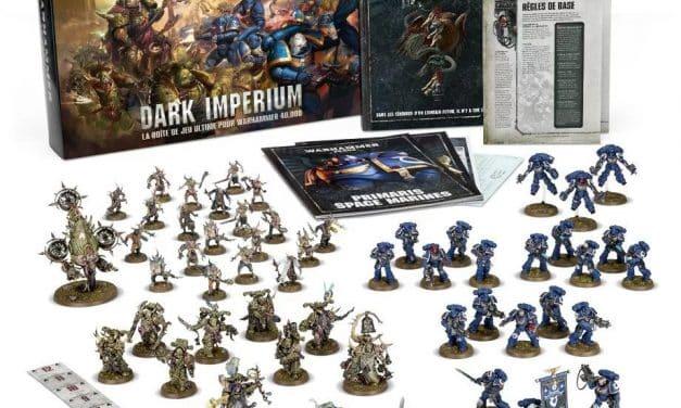 Dark Imperium Warhammer 40k – Présentation de la boîte de jeu de Games