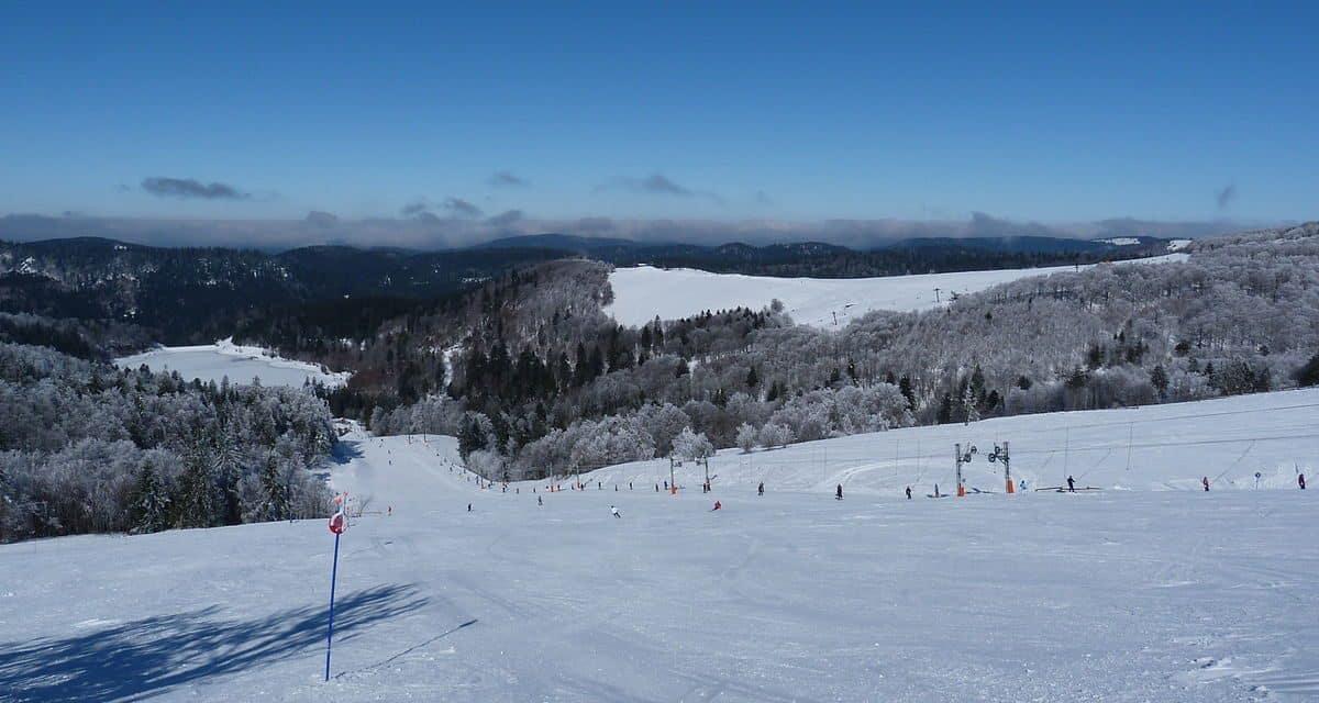 Station de ski La Bresse Hohneck – À la découverte de cette station des Vosges