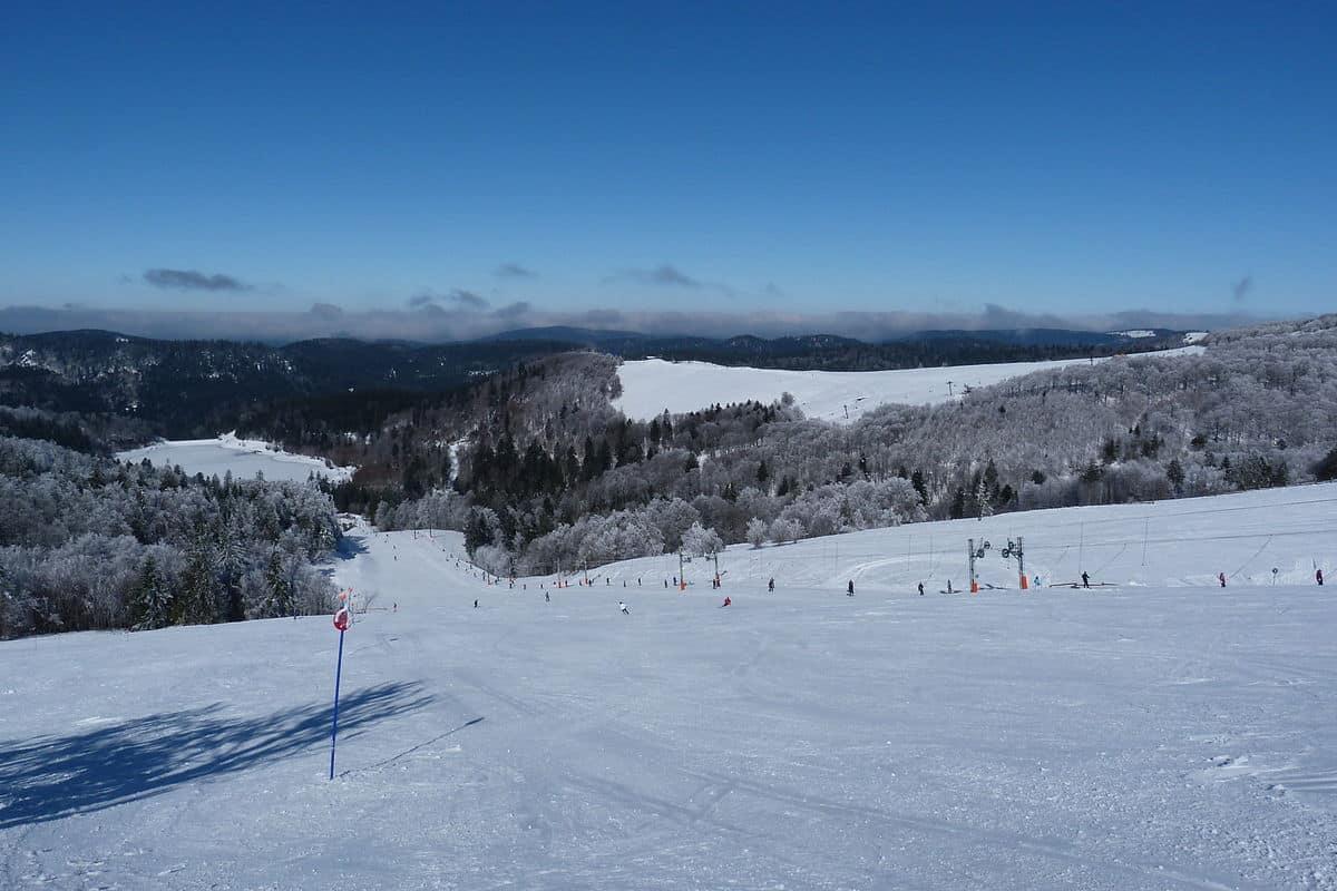 Station de ski La Bresse Hohneck - À la découverte de cette station des Vosges