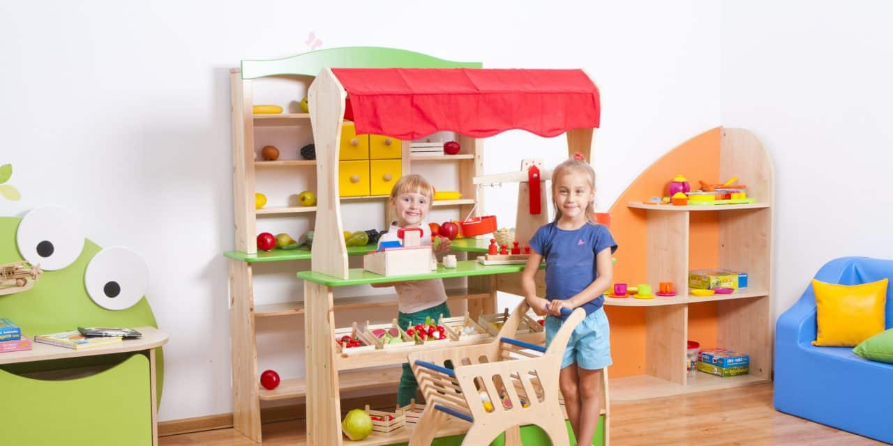 Les meilleures marques de marchande pour enfants : Smoby – Ecoiffier – Klein