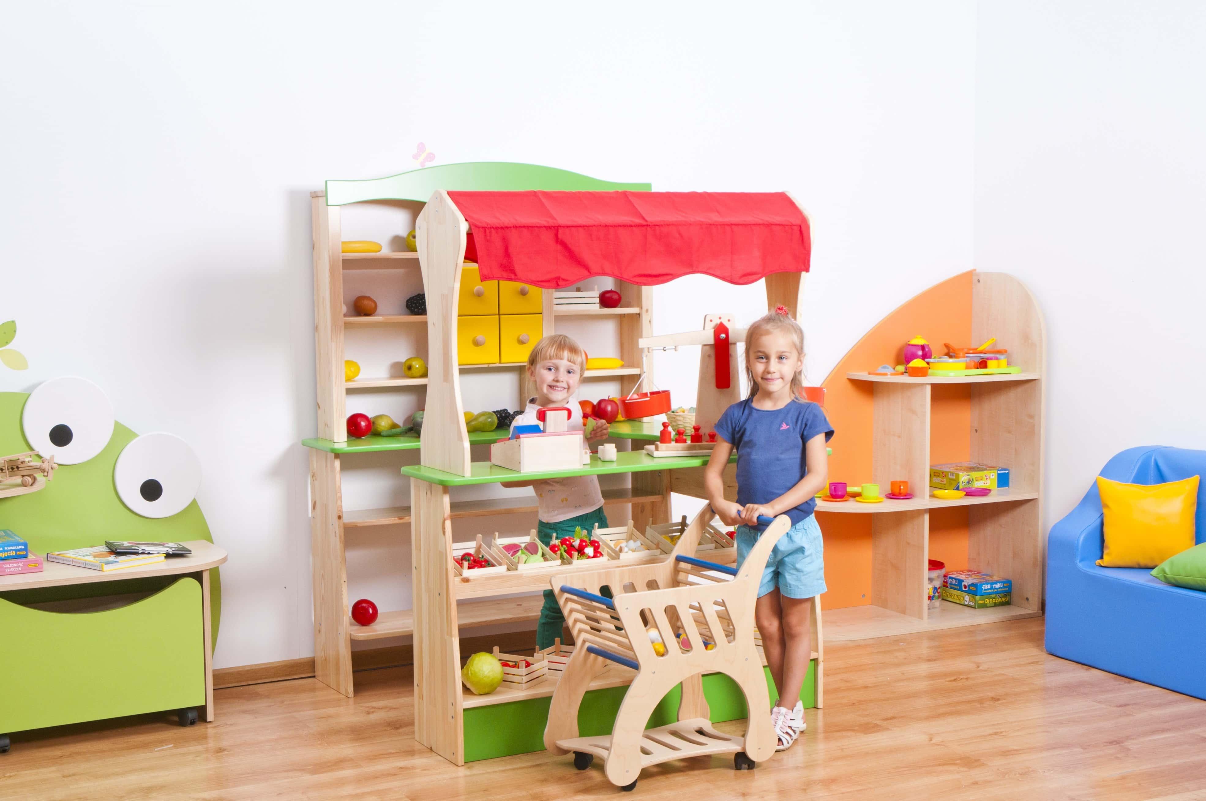 Les meilleures marques de marchande pour enfants : Smoby - Ecoiffier - Klein