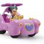Voiture télécommandée Minnie de Disney