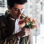 Les fleurs un cadeau original à offrir à un homme !