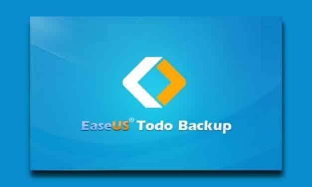 EaseUS Todo Backup : Avis sur ce logiciel de sauvegarde simple et efficace