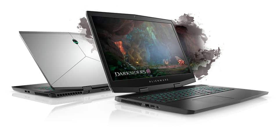 Laptop gaming Alienware m17