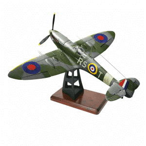 Maquette Avion Spitfire