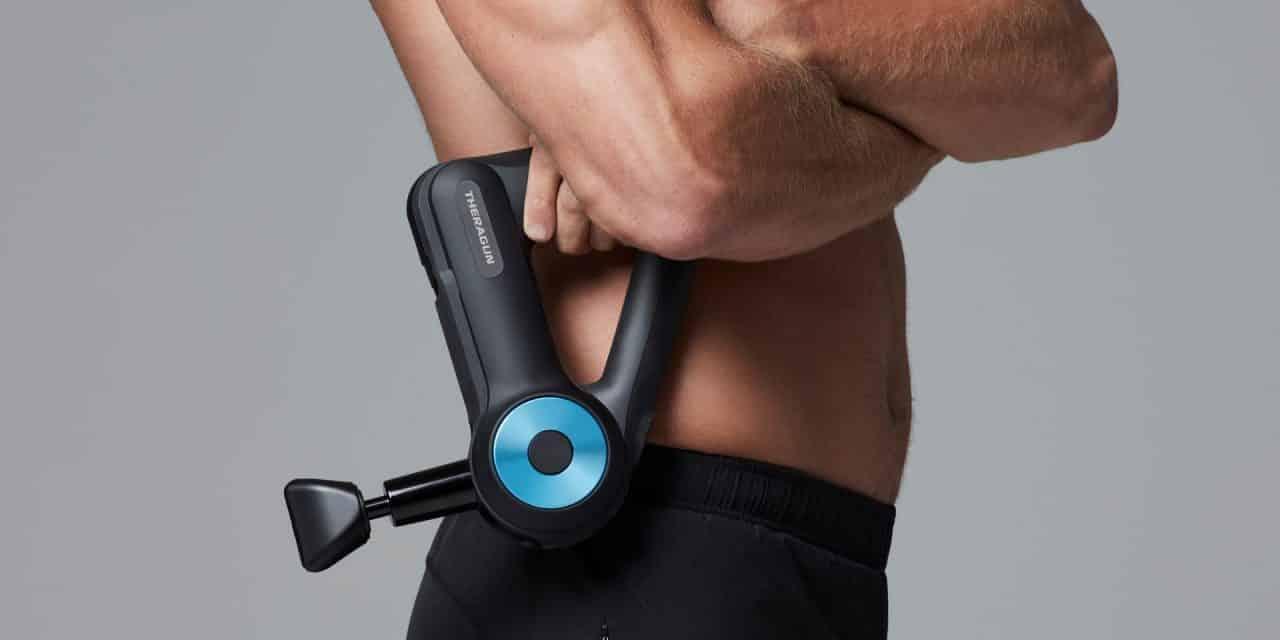 Comment utiliser un pistolet de massage pour soulager ses courbatures ?