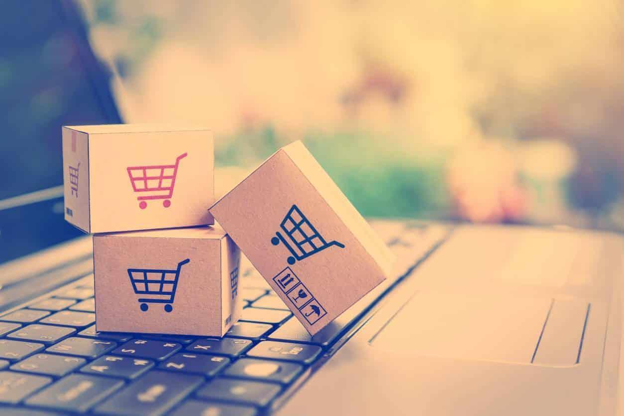 Vente en ligne site e-commerce agence webdesign