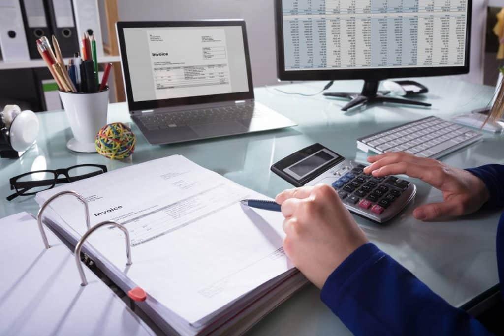 Calculer une facture