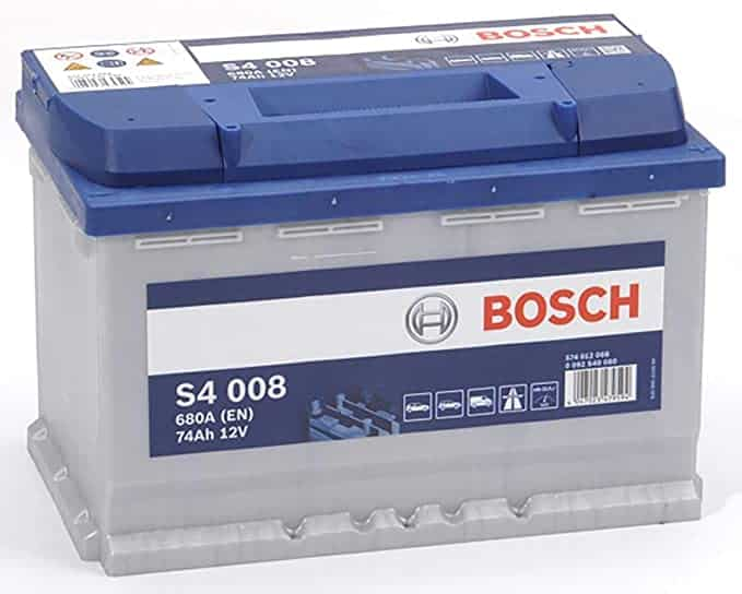Batterie de voiture Bosh