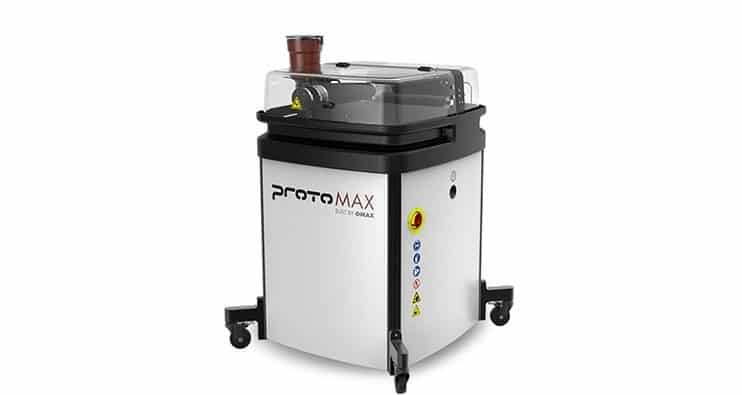 Machine à Découpage à Jet d'Eau Protomax