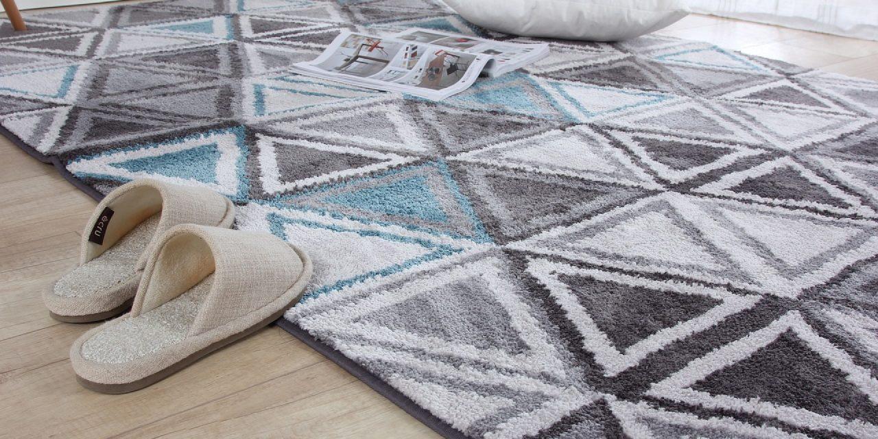 Le tapis de chambre: le must pour bébé